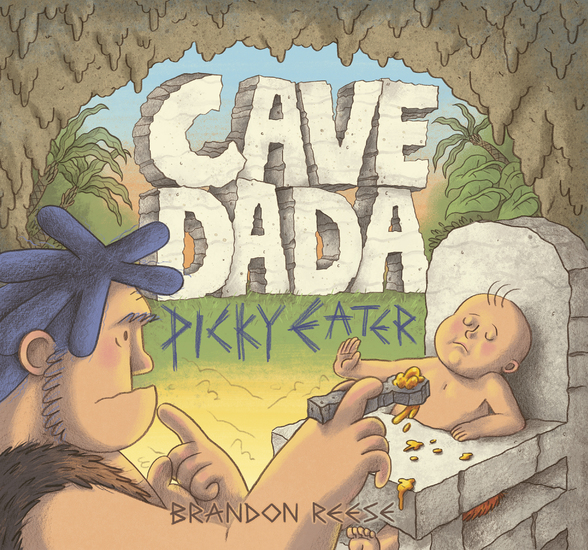 Cave Dada Picky Eater - cover