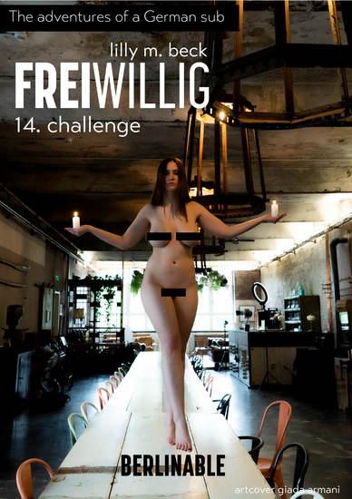 FreiWillig - Episode 14 - Challenge - cover