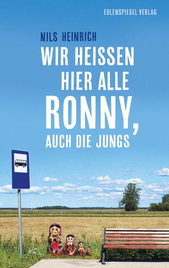 Wir heißen hier alle Ronny auch die Jungs - cover