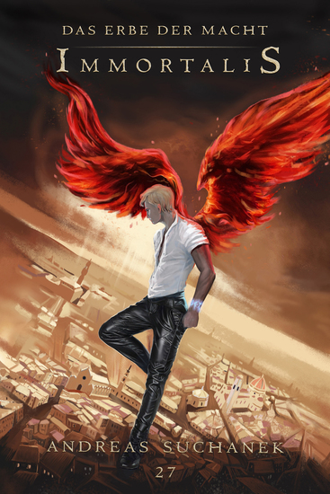 Das Erbe der Macht - Band 27: Immortalis - cover