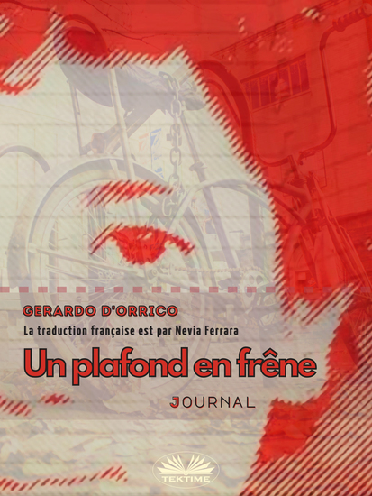 Un Plafond En Frêne - Journal - cover