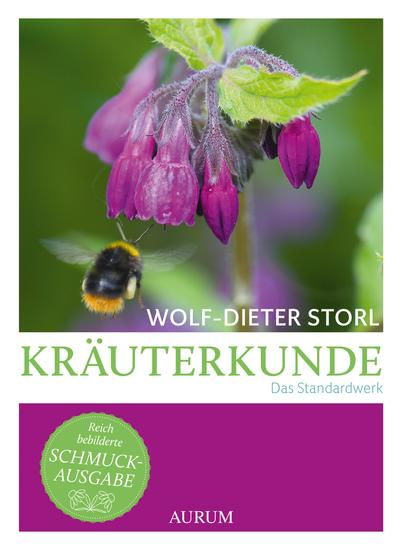 Kräuterkunde - Das Standardwerk - cover