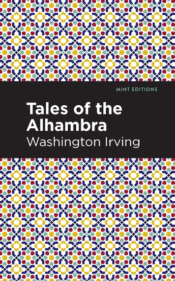 Tales of The Alhambra - cover