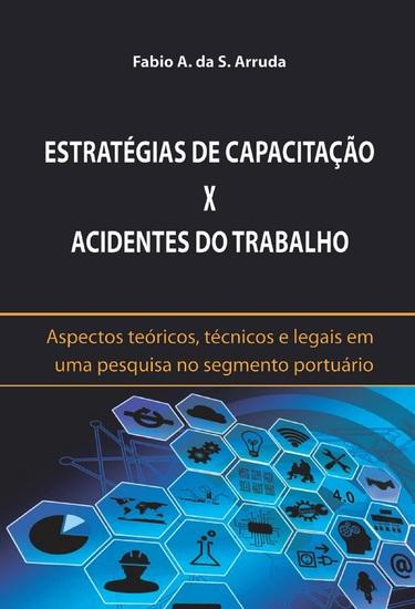 Estratégias de capacitação x acidentes do trabalho - cover