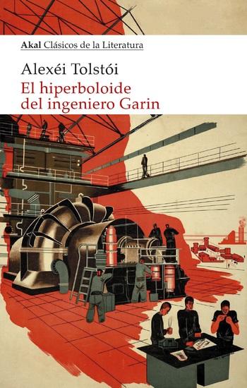 El hiperboloide del ingeniero Garin - cover