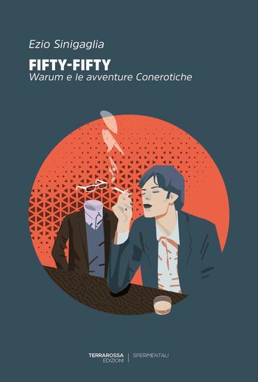 Fifty-fifty Warum e le avventure Conerotiche - cover