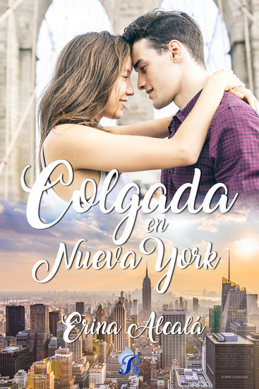 Colgada en Nueva York - cover