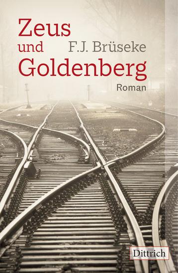Zeus und Goldenberg - Roman - cover