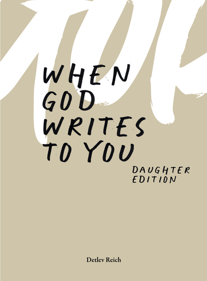 When god writes to you - Daughter Edition - cover