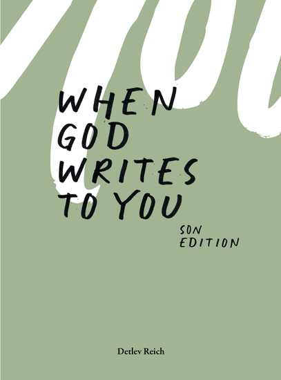 When god writes to you - Son Edition - cover