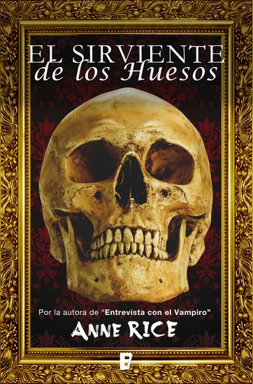 El sirviente de los huesos - cover