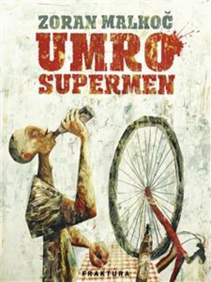 Umro Supermen - cover