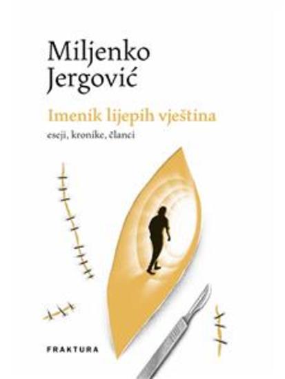 Imenik lijepih vještina - eseji kronike članci - cover