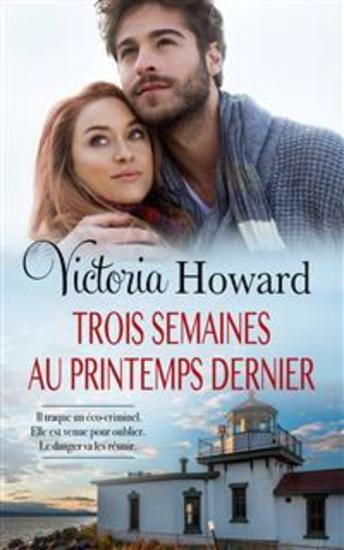 Trois Semaines Au Printemps Dernier - cover