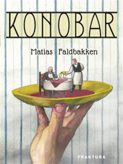 Konobar - cover