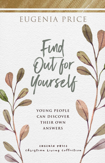 Find Out for Yourself - Young People Can Discover Their Own Answers - cover