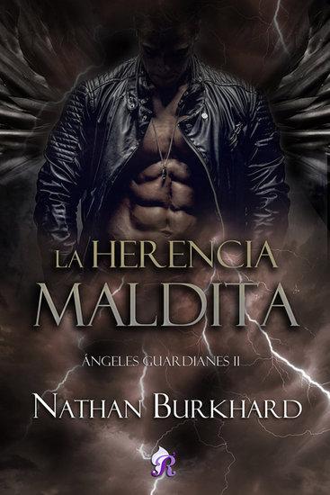 La herencia maldita - Ángeles Guardianes II - cover