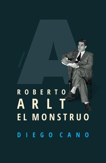 Roberto Arlt El monstruo - cover