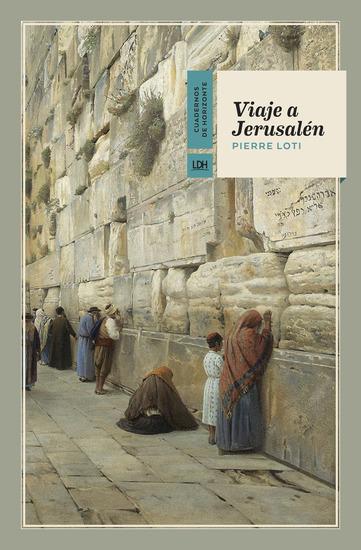 Viaje a Jerusalén - cover