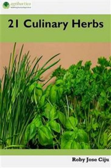21 Culinary Herbs - cover