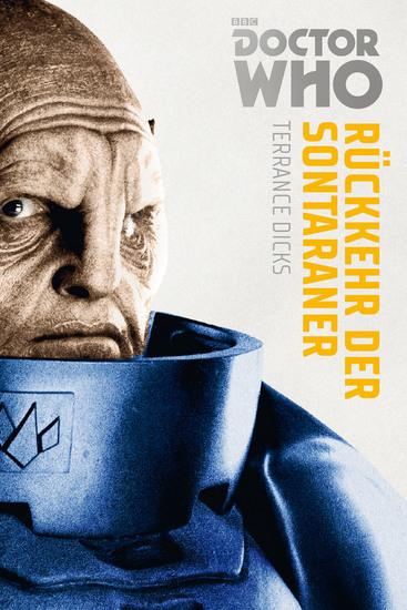 Doctor Who Monster-Edition 3: Rückkehr der Sontaraner - cover