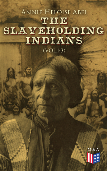 The Slaveholding Indians (Vol1-3) - Native Americans as Slaveholder as Participants in the Civil War & Under Reconstruction - cover