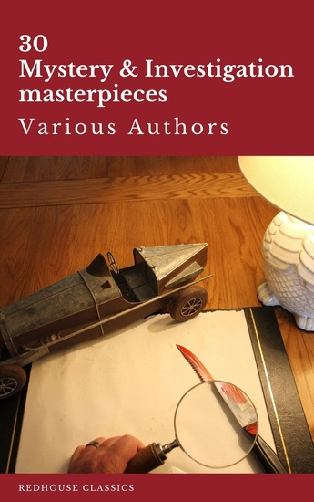 Mystery & Investigation Anthology - cover