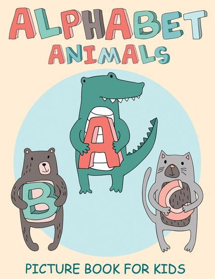 Alphabet Animals - cover