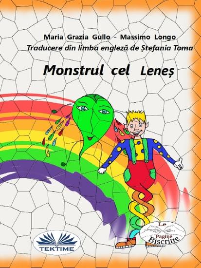 Monstrul Cel Leneș - cover