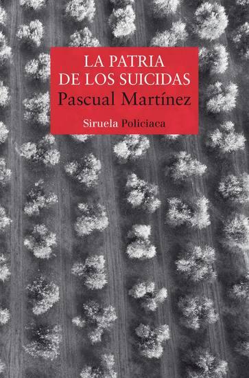 La patria de los suicidas - cover