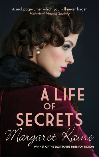A Life of Secrets - An uplifting story of betrayal and resilience - cover