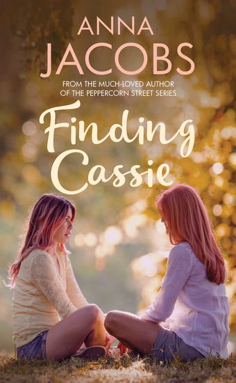 Finding Cassie - A touching story of family - cover