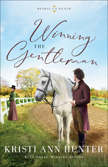Winning the Gentleman (Hearts on the Heath) - cover