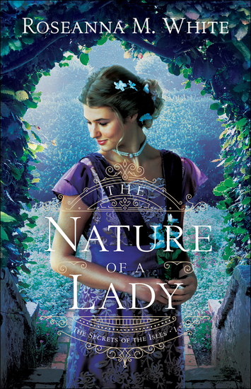 The Nature of a Lady (The Secrets of the Isles Book #1) - cover
