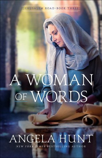A Woman of Words (Jerusalem Road Book #3) - cover