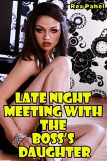Late Night Meeting with The Boss's Daughter - cover