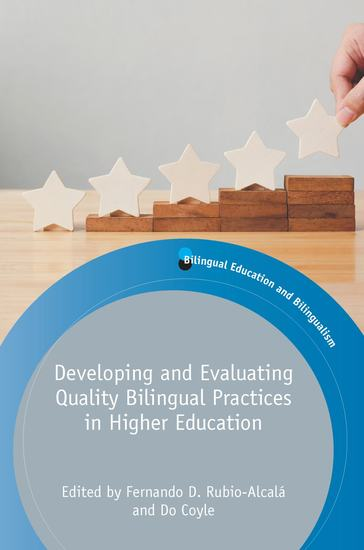 Developing and Evaluating Quality Bilingual Practices in Higher Education - cover