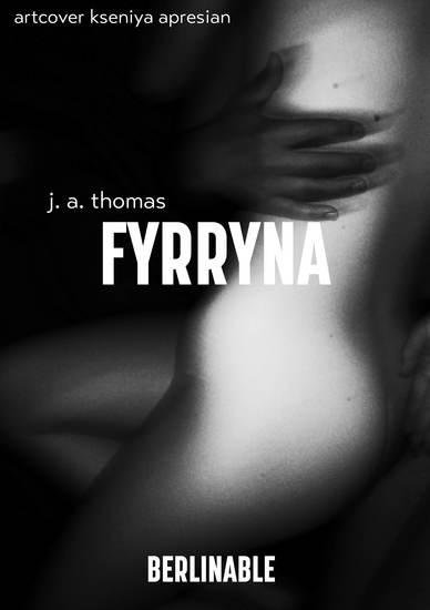 Fyrryna - A sinister supernatural seduction - cover