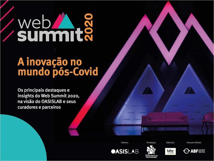 Web Summit 2020 Ed 01 - A Inovação no Mundo Pós-Covid - cover