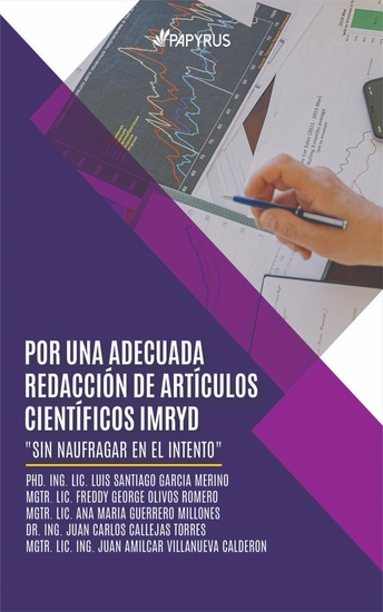 Por una adecuada redacción de artículos científicos IMRYD - cover