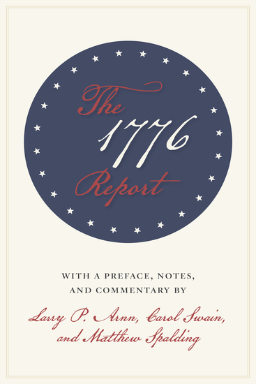 The 1776 Report - cover