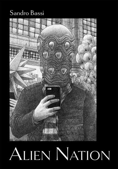 Alien Nation - cover