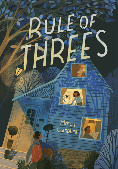 The Rule of Threes - cover