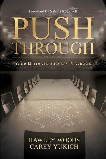 Push Through - cover