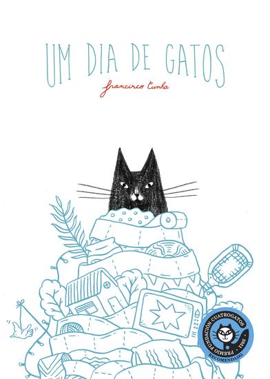 Um dia de gatos - cover