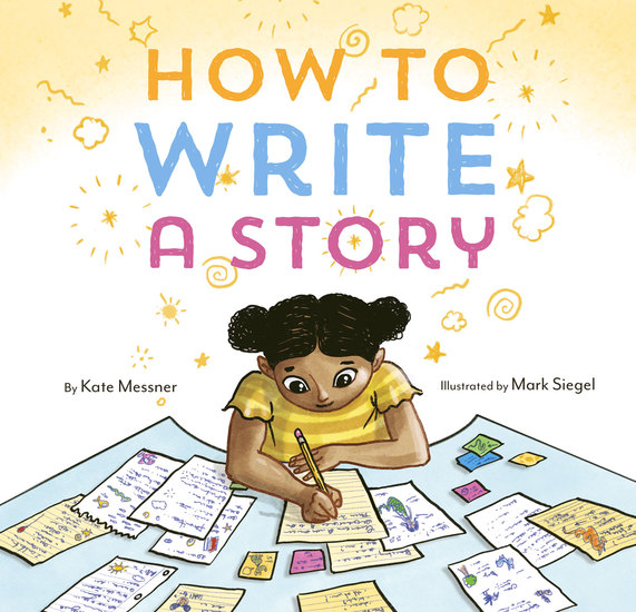 How to Write a Story - cover