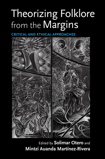 Theorizing Folklore from the Margins - Critical and Ethical Approaches - cover
