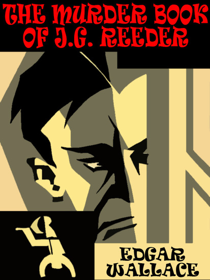 The Murder Book of JG Reeder - cover