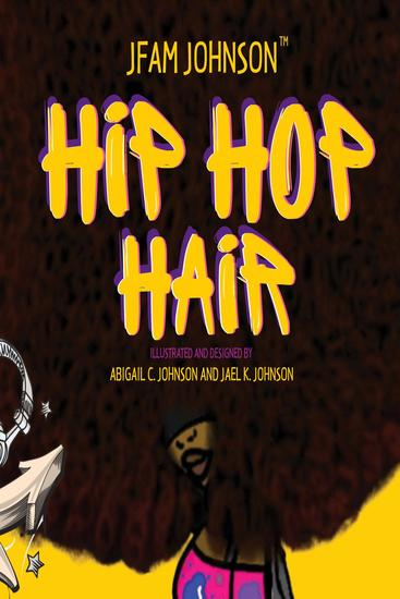 Hip hop hair - cover