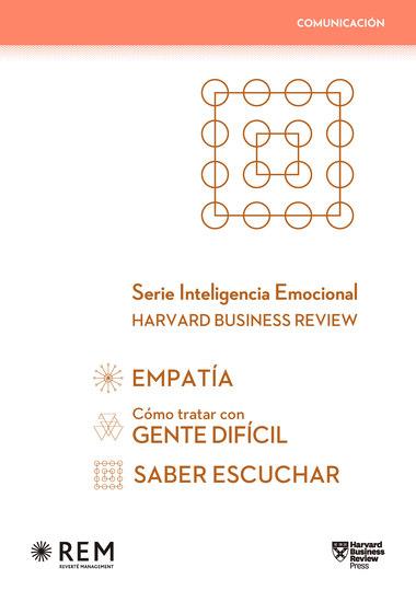 Pack Serie Inteligencia Emocional HBR: Comunicación - cover